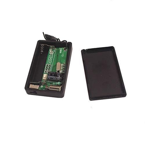 Wireless Transmitter Vibration Alarm Sensor Reminder Module Remote Control Business Security Sensor Silent Alarm Vibrator