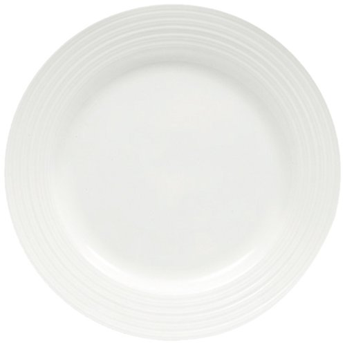 Maxwell & Williams White Basics - Maxwell and Williams Basics Cirque Side Plate, 7.5-Inch, White