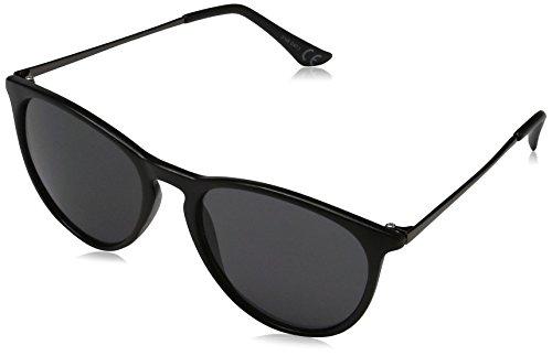 Rubber Paradise Negro Adulto 001 Smoke Sunglasses Gafas de Sol Unisex Black UqT0fZw