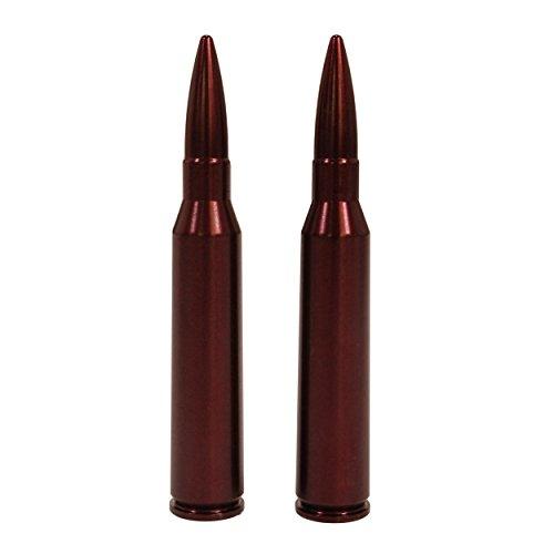 A-ZOOM 338 Lapua Mag,2, Rifle Snap Caps 12250