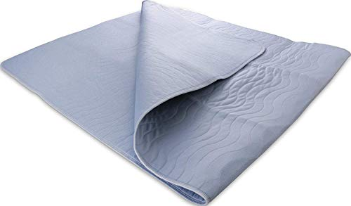 Protector Underpad (30 x 70 inches) - Highly Absorbent and Washable (Pack of 10) ()