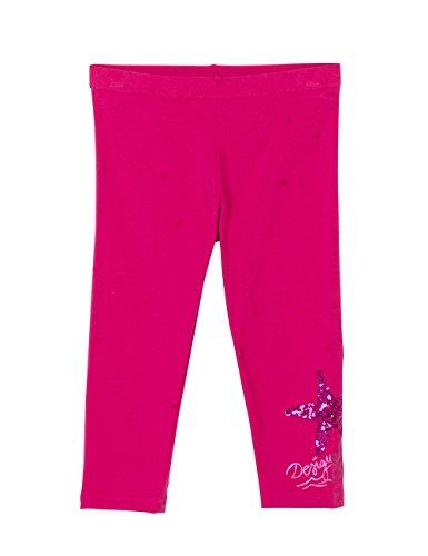 Desigual Caimito Girl Leggings Pink rosa Pink SwqS1xrc7v