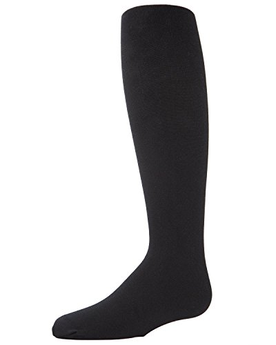 MeMoi Girls Fleece Lined Tights | Warm Tights for Girls X Large
