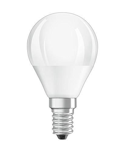 OSRAM LED Retrofit CLASSIC P DIM Bombilla LED , Casquillo E14 , 4000 K , 5 W , Equivalente a 40W , Blanco frío