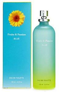 amazon com fruits passion blue eau de toilette spray 3 3 fl oz