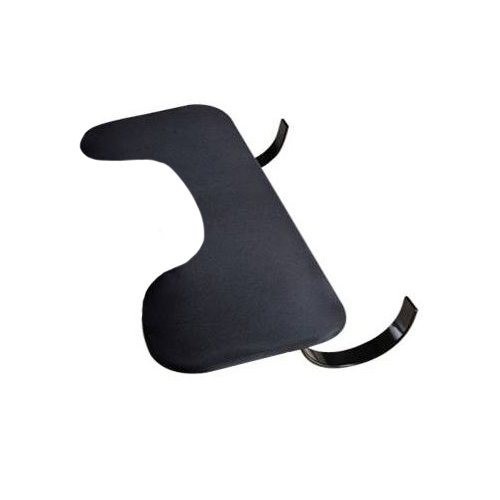 Neutral Posture 160243 model 2 Forearm Support with Hooks, Black by Neutral Posture