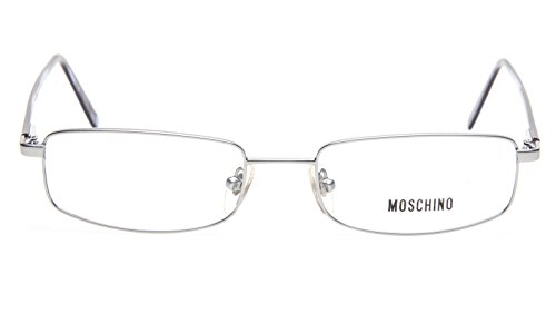 NEW MOSCHINO M3259-V 826 GUNMETAL EYEGLASSES GLASSES FRAME 52-18-140 B27mm (Moschino Womens Eyeglasses)