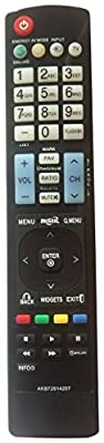 Nettech New General Replaced LG AKB72914207 AKB72914003 AKB72914240 LCD LED HD TV Remote Control Same Function As Original