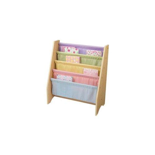 (KidKraft Sling Bookshelf, Pastel)