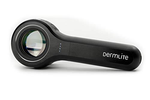 3Gen DermLite IV DL4 Polarized Dermascope w/PigmentBoost Plus