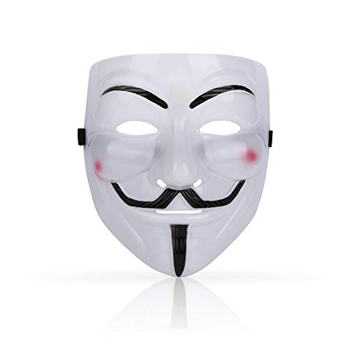YF Adult Men Billy Saw Horror Halloween Costume Cosplay Accessory Face Mask ()
