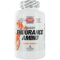 Hammer - Nutrition Endurance aminés, Capsules 240