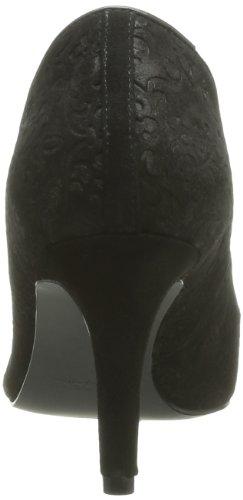 Rockport Lendra Pump - Zapatos de Vestir de cuero mujer Negro (Schwarz - Noir (Noir Baroque))