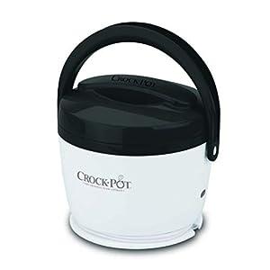 Crock-Pot SCCPLC201-G Portable Lunch Crock Slow Cooker Food Warmer 20 oz.