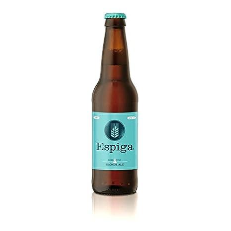 Cerveza Espiga Blonde Sin Gluten: Amazon.es: Alimentación y ...