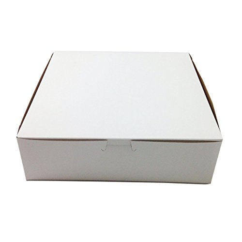 10 x 10 x 3 bakery box - 2