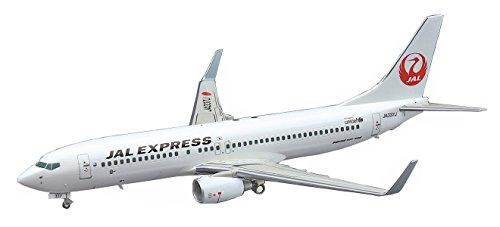 Hasegawa HLT10739 JAL Express Boeing 737-800 1:200 Plastic Kit Maquette