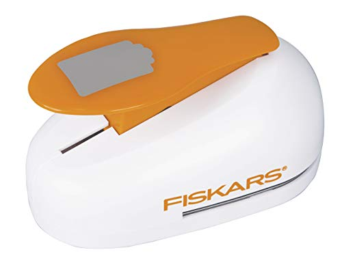 Fiskars 2X-Large Lever Punch, Tag -