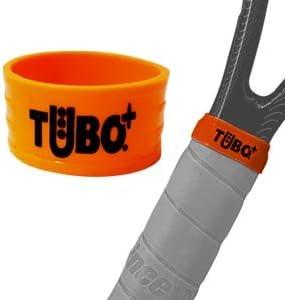 TUBOPLUS Goma Fija-Grip DE Color Naranja para Sujetar EL Grip U ...