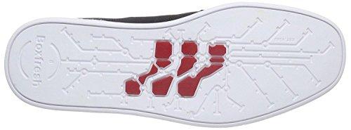 Boxfresh Sparko Schwarz Rot RIP Nylon HerrenSneakers Schuhe
