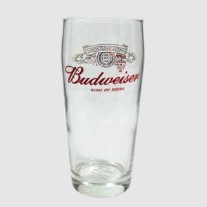 Rey de la cerveza Budweiser jarra de cerveza