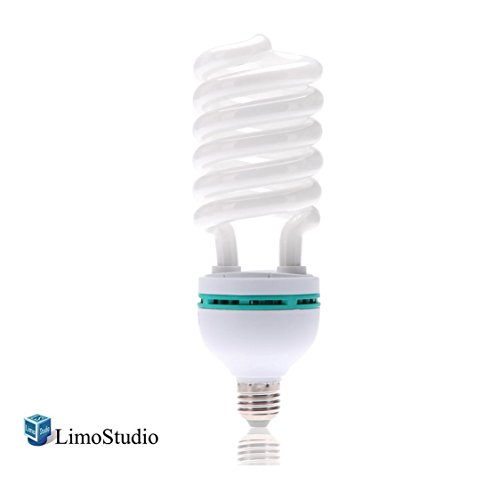 LimoStudio 45-Watt Photo CFL Full Spectrum Light Bulb by LimoStudio, AGG1758