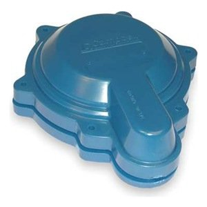 WELL CAP 6'' WATER TIGHT ABS PLASTIC - CAMPBELL