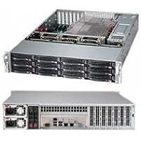 SUPERMICRO SuperChassis CSE-826BE16-R920LPB 920W 2U Rackmount Server Chassis (Black) / CSE-826BE16-R920LPB /