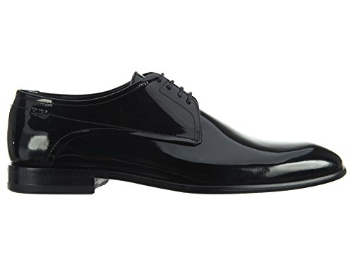 Hugo Boss Boss Mens C-Dresspat Patent Leather Lace Up Derby by Hugo Black khXhviV5y