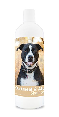 Oatmeal and Aloe Dog Shampoo by Healthy Breeds