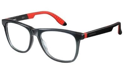 3cecccbbb47436 Carrera Montures de lunettes Ca4400 Pour Homme Grey   Black   Red ...