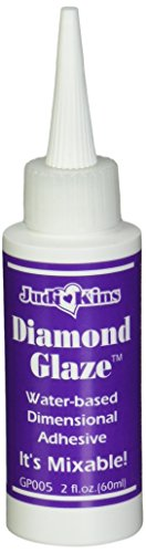 Judikins GP005 Diamond Glaze, 2-Ounce