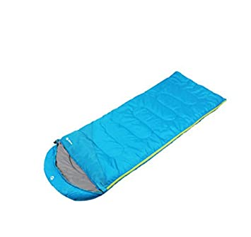 AGOLOD - Saco de dormir para acampada y senderismo (impermeable, 15 a 25 grados