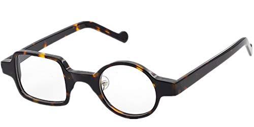 LifeArt Blue Light Blocking Computer Glasses,Stylish Eyewear Frames For Women/Men,Transparent Lens Filter,Reduce Eyestrain (No Magnification) (Tortoise)