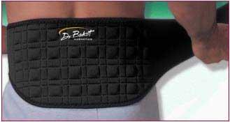 Super Magnetic Back Support Belt From Dr. Bakst Magnetics, Medium by Dr. Bakst Magnetics