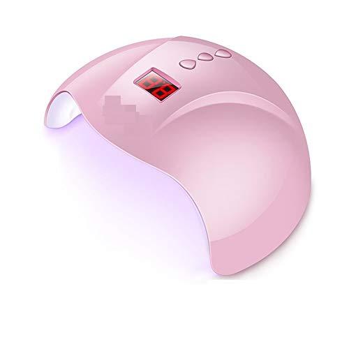 サイドボード森汚染するLittleCat スマートセンサ36WポーランドゴムバンドドライヤーLED + UVランプライトセラピーネイル速乾性ネイルマシン (色 : 36w white)