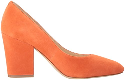 Camoscio Arancione Donne Delle Scheila Ovest Nove Pompa Vestito Utqddaw