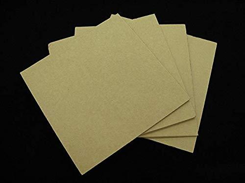 """10.5"""" x 10.5"""" Corrugated Filler Pads Inserts, 100 per Order"""