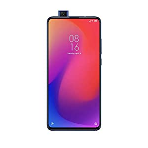 Xiaomi Mi 9T Pro (64GB, 6GB RAM) 6.39″ Display, Snapdragon 855, AI Rear Triple Camera, Dual SIM GSM Factory Unlocked – US & Global 4G LTE International Version (Glacier Blue)