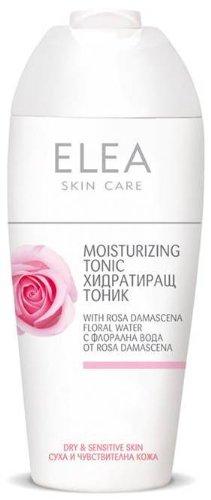 Moisturizing Facial Toner with Wild Geranium Flower Water for Normal Skin Elea Skin Care 200 Ml / 6.8 Fl. Oz.