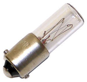 GE 12761 - TEL/28MB Miniature Automotive Light Bulb