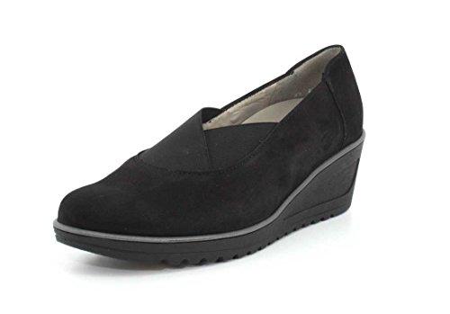 Ara Womens Haddie 46120 Zwarte Nubuck