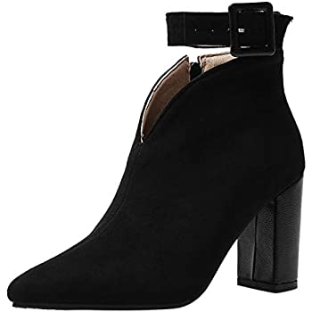 New women/'s shoes suede like stilettos satin bow side zipper black party formal