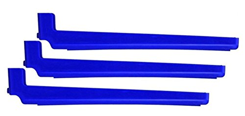 Fletching Arms - Bohning Blue Right Wing Feather Tower Arms 3pk 601008R