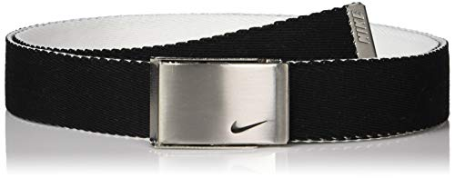 NIKE Women's Reversible Single Web, black/white O/S ()