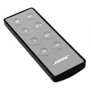 Bose SoundDock Series II, Series III or Portable Replacement Remote - Bose Sounddock