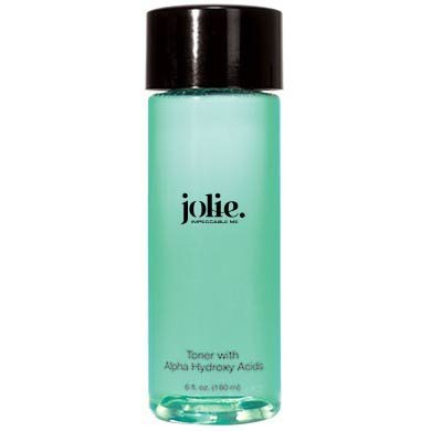 Jolie Toner W/Alpha Hydroxy Acids - Exfoliates, Clarifies & Refines