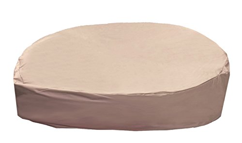 SunPatio Daybed Cover,Lightweight,Water Resistant, Eco-Friendly,Helpful Air Vent,88