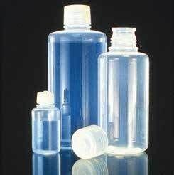 Teflon Pfa Bottles Narrow Mouth - 1630-0004 - Nalgene Laboratory Bottles, Teflon PFA, Narrow Mouth, Thermo Scientific - Capacity : 125 mL (4.2 oz.) - Each