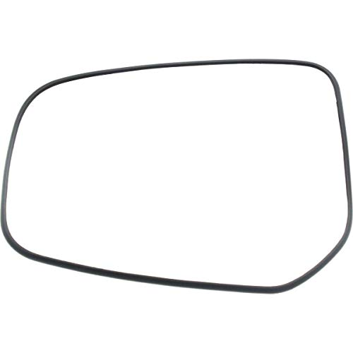 New Mirror Glass Driver Left Side Heated LH Hand Mitsubishi Mirage G4 7632B601